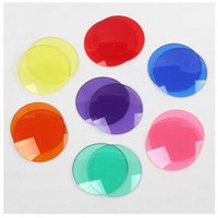 A Pair Colorful Lenses For Diverse Party DIY Decoration Gogg...