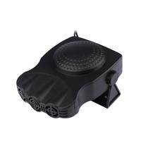 Nouvelle 12V 150W automatique de chauffage voiture portable 3-Outlet Chauffe-voiture Refroidissement Chauffage Ventilateur Dégivre dégivreur Prix