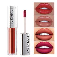 12 couleurs velours mate lèvre crème crème hydratant lipgloss 3d plumper lèvre plume glaçure de rouge à lèvres liquide durable maquillage étanche