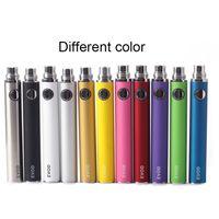 EVOD Variable Voltage-Akku 650mAh 900mAh 1100mAh Faden 510 Vape Pen elektronische Zigarette Akku Twist
