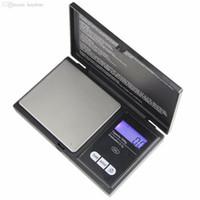 도매 - 1000g x0.1g 미니 디지털 스케일 쥬얼리 포켓 균형 정밀 무게 그램 LCD