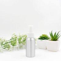 Alüminyum atomizer Şişe 30ml-500ML Mist Doldurulabilir şişeler Metal Parfüm Şişesi Kozmetik Şişeler Ambalaj boşaltın Sprey GGA3467-3
