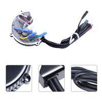 BAFANG Controller E-Bike BBS02B 48V 750W 25A 9T Controller E-Bike Controller Motor Zubehör für Mid Drive Crank Engine Kits