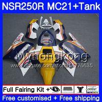 Injectie voor Honda NSR 250R 250 R MC21 PGM3 NSR250R 90 91 92 93 Rothmans Blue 264HM.4 NSR250 R RR NSR250RR 1990 1991 1992 1993 Valerijen