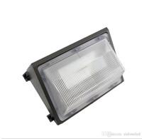 LED 벽 팩 빛 60W 80W 실외 벽은 산업 조명 Meanwell UL ETL SAA CE 평등 600W 전통 Wallpack 램프를 탑재