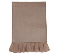 حقيبة قماش الخيش حقيبة اليد أكياس DIY حقيبة إعادة تدوير أكياس كيس الشاش حبل الخيش حديقة العلم الشنق الرئيسية مخصص طباعة YSY105Q
