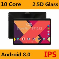 Super 2. 5D Tempered Glass IPS 10 Inch Tablet PC 4GB RAM 64GB...