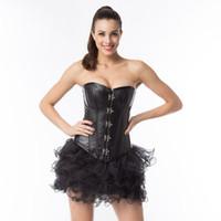 fa7ec09e4f7 Wholesale corsets tutus dresses online - Lady Plus Size Bodysuit Corset  tutu skirt Body Shaper Fancy Find Similar