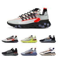 2020 새로운 도착 신발 고스트 아쿠아 순수한 Plati 플래티넘 볼트 정상 회담 화이트 패션 스포츠 운동화 크기 36-45를 실행 WR ISPA 남성 여성 반응