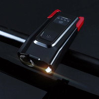Vertvie 4000mAh USB Rechargeable Induction Bicycle Smart Lig...