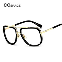 CCSPACE 2017 New Arrival Glasses Frame Classic Brand Men Wom...