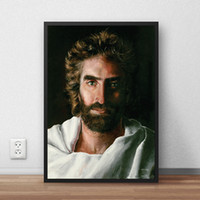 Heaven Is for REAL Jesus HD Wall Art Canvas Poster And Print...
