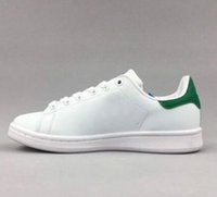 Free shipping Stan Smith shoes Brand women men fashion sneak...