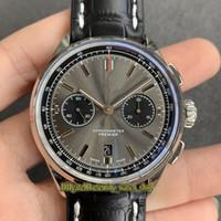 GFF Top version Premier B01 Chronographe 42 AB0118221B1P2 Cadran gris Eta A7750 Chronographe automatique AB0118221B1P1 Hommes Montres de montres Eternity