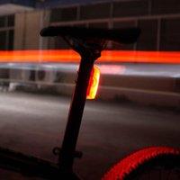 ZTTO ciclo del camino de montaña de la bicicleta accesorios de la bici MTB impermeable 30 LED Ultra USB rojo brillante recargable Luz trasera WR02