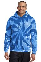 Mens Bindung gefärbte Entwerferhoodies-Mann-Herbst-Frühling mit Kapuze Übergrößen Sweatshirts Pullover