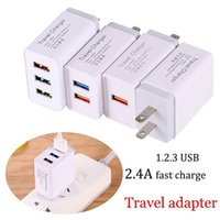 Single Fast Travel Wall Charger Power Dock Dual USB Ports Ch...