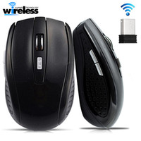 607 USB Wireless Gaming mouse 2000DPI Adjustable Receiver Op...