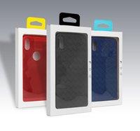 Custom Design Livre blanc d'emballage Boîte au détail pour l'iPhone 11 P30 Huawei Lite P30Lite P20 Pro P40 Honor 20S téléphone cellulaire cas de couverture