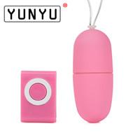 Hot Tragbare Drahtlose Wasserdichte MP3 Stil Vibratoren Fernbedienung Frauen Vibrating Egg Body Massager Sex Toys Erwachsene Produkte C18122601