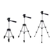 야외 낚시 램프 브라켓 범용 휴대용 카메라 액세서리 망원경 미니 경량 삼각대 스탠드 잡아 ZZA282