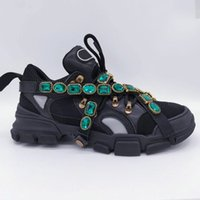 2019 Hot High Quality Flashtrek Sneaker with Removable Cryst...