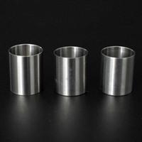 Новый дизайн Титановые вставные чаши для продукта Focus V Carta V2 Чаша с плоским верхом Тепловой гвоздь Толстый купол из кварцевого стекла