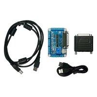 CNC MACH3 USB A Paralelo ADAPTOR DE CONVERADOR DE PORT DE LPT 6 Axis Controller MACH3 Puerto paraleta a USB