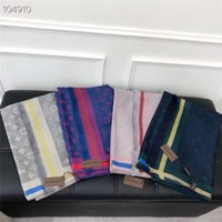 High quality female 140*140cm scarf shawl letter ribbon silk...