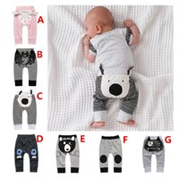 Ins 2019 new baby pants cotton baby Harem Pants boys clothin...