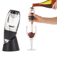 Moda Wine Aerator Decanter Set Family Party Hotel rápido Wine Aeração Pourer Magia Decanter Wine Aerator