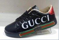 09545054438 2019 GUCCI New Forcing 1 Uomo Donna Scarpe Sneakers Scarpe da ginnastica  sportive Scarpe casual da