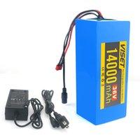 Batterie 36V 14Ah est connecteur de batterie de bicyclette électrique USB de moteur 500W 350W 250W chargeur 2A tarif gratuit