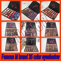 2019 Eye makeup The James charles Eyeshadow 35 color Eyeshad...