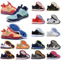 بول جورج PG 4 أحذية كرة السلة أحذية رياضية جاتوريد x ناسا سحاب التكبير الرجال رجل الأرجواني 4s الرياضية 2020 وصول جديدة رخيصة المدربين الأحذية