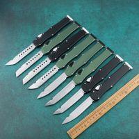 Promotion einzelne Aktion! Feststehende Messer Überlebensmesser D2 Klappmesser Alugriff 6061-T6 taktischen Außen Überleben EDC Camping Werkzeug