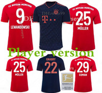 Player Version Bayern Munich Soccer Jersey 19 20 COUTINHO VI...
