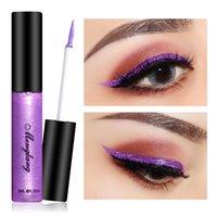 Sombra de ojos / liner combinación ojos bailando brillante líquido brillo lentejuelas de lentejuelas parpadeando maquillaje duradero cosmético impermeable
