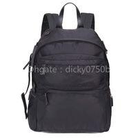 paquete logístico nueva vuelta portátil de la mochila los hombres de la moda para los hombres de hombro impermeable del bolso del mensajero presbicia bolsa de tela de paracaídas