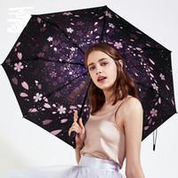 Japoński Parasol Parasol Lady Deszcz Kobiety Parasole Kwiat Sun UV Ochrona Dorosły Wiatrowym Parasol