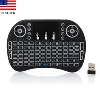 MINI i8 Backlight Keyboard with Touchpad Wireless 2. 4GHz 3- c...