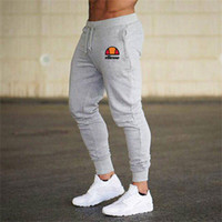 Mens Joggers Casual Pants Fitness Sportswear Tracksuit Botto...