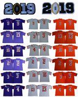 2019 Clemson Tigers 9 Brian Dawkins Jr. 2 Kelly Bryant Hunter Renfrow 4  DeShaun Watson Trevor Lawrence Xavier Thomas College Football Jersey ca200861d