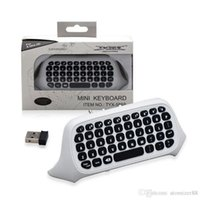 Haute Qualité DishyKooker DOBE TYX-586S XBOX One / Slim Wireless Game Controller Clavier avec 3. 5MM casque DHL Livraison gratuite