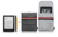 Войлочная компьютерная сумка войлочная сумка творческий планшетный компьютер ноутбуки карманный защитный чехол можно настроить заводская розетка Продажа покупка