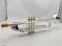 Bach Tromba LT190S-77 Strumento musicale Tromba in Sib piatto di classificazione preferito tromba prestazioni professionali