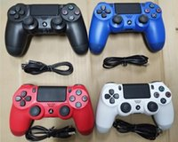Wireless Bluetooth Controller for PS4 Vibration Joystick Gam...