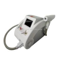 Q переключатель Nd YAG лазер удаления татуировки машина красотки 2000mj ND Яги 1064 532nm 1320nm шрам угорь Пигменты для удаления с сенсорным экраном