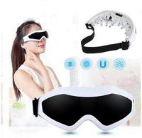 Elettrico Eye Care si distende il 1 Set Vibration magnetoterapia alleviare digitopressione Eye Massager trasporto libero del DHL