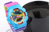2019 뉴 남성 스포츠 시계, 남성용 패션 브랜드 시계, 디지털 및 아날로그 시계 남성용 시계 CAG 시계